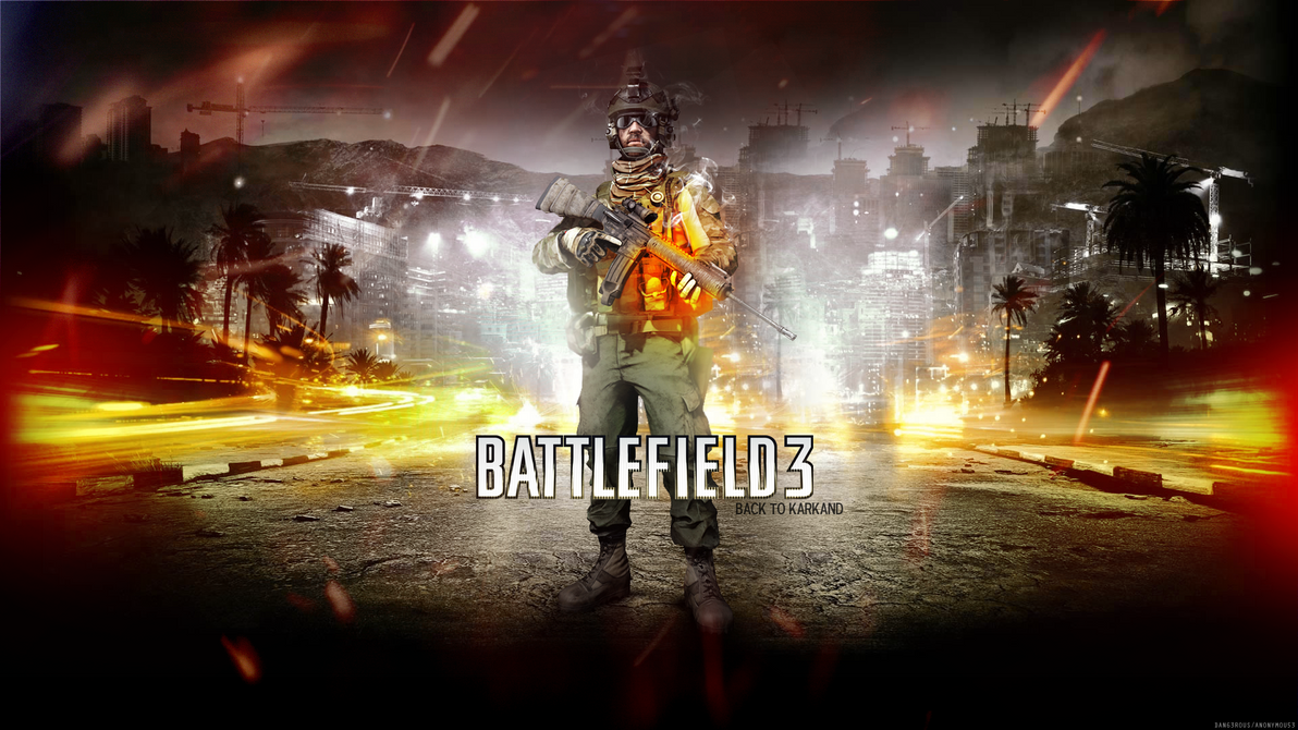 Battlefield 3 - Back To Karkand by emperaa