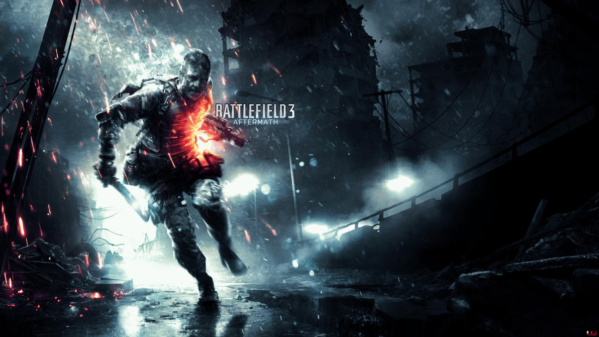Battlefield 3 - Aftermath by emperaa