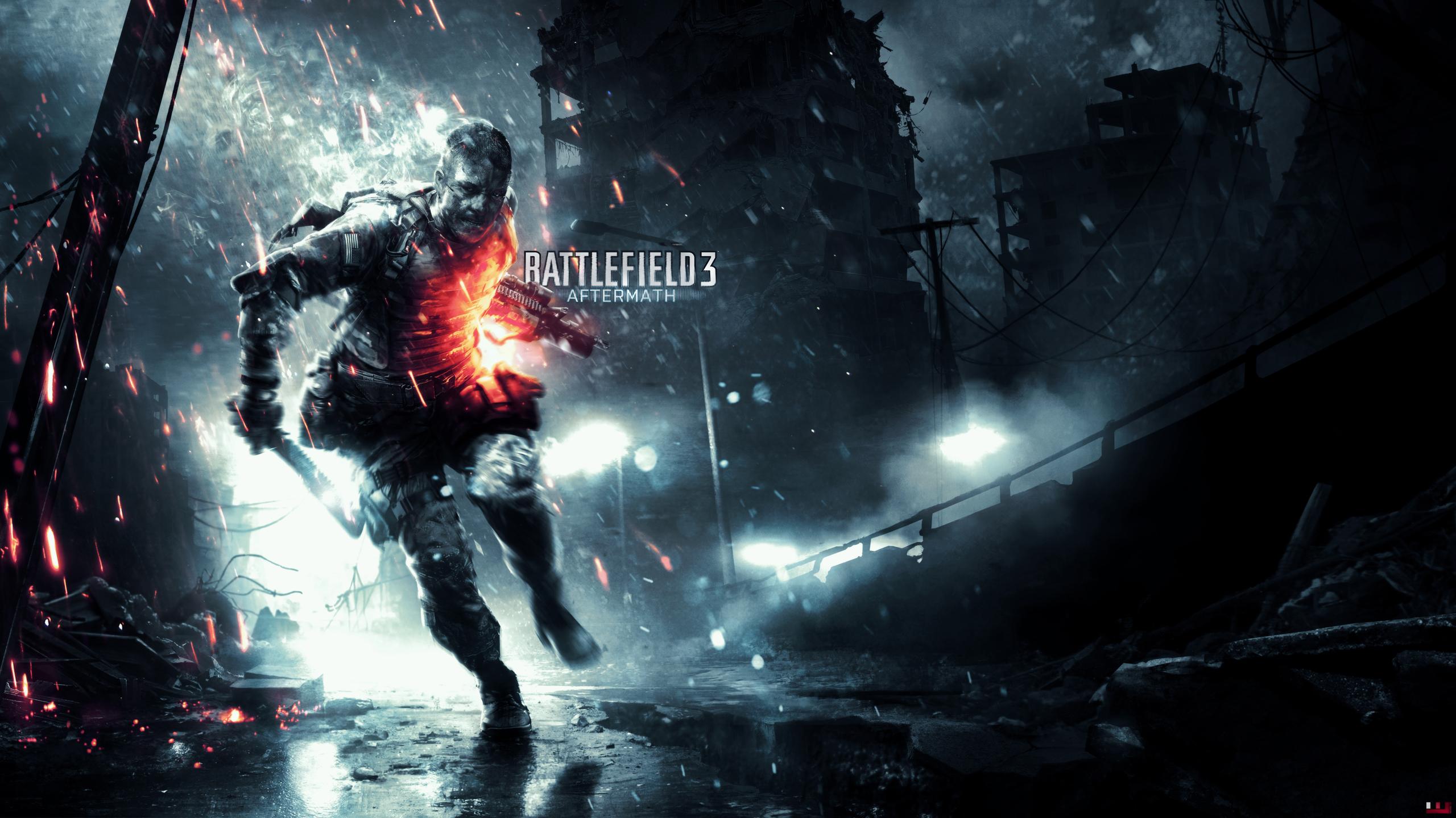 Battlefield 3 - Aftermath by emperaa
