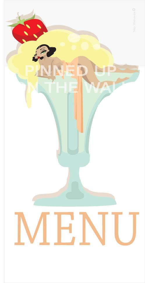 The Sweet Ice Cream by NinaMierowska