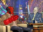 Hellboy talkshow