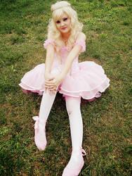Barbie nutcracker cosplay