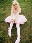 Barbie nutcracker cosplay by Jessykah91