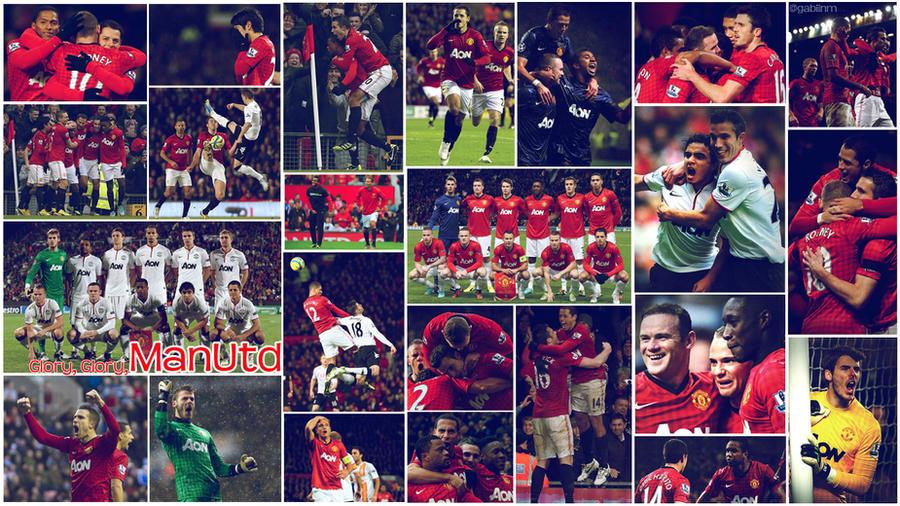 manchester united legends wallpaper