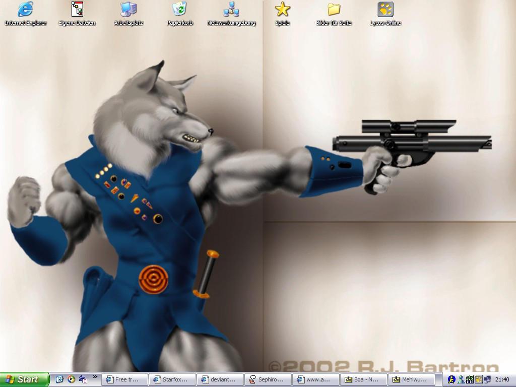 My Desktop