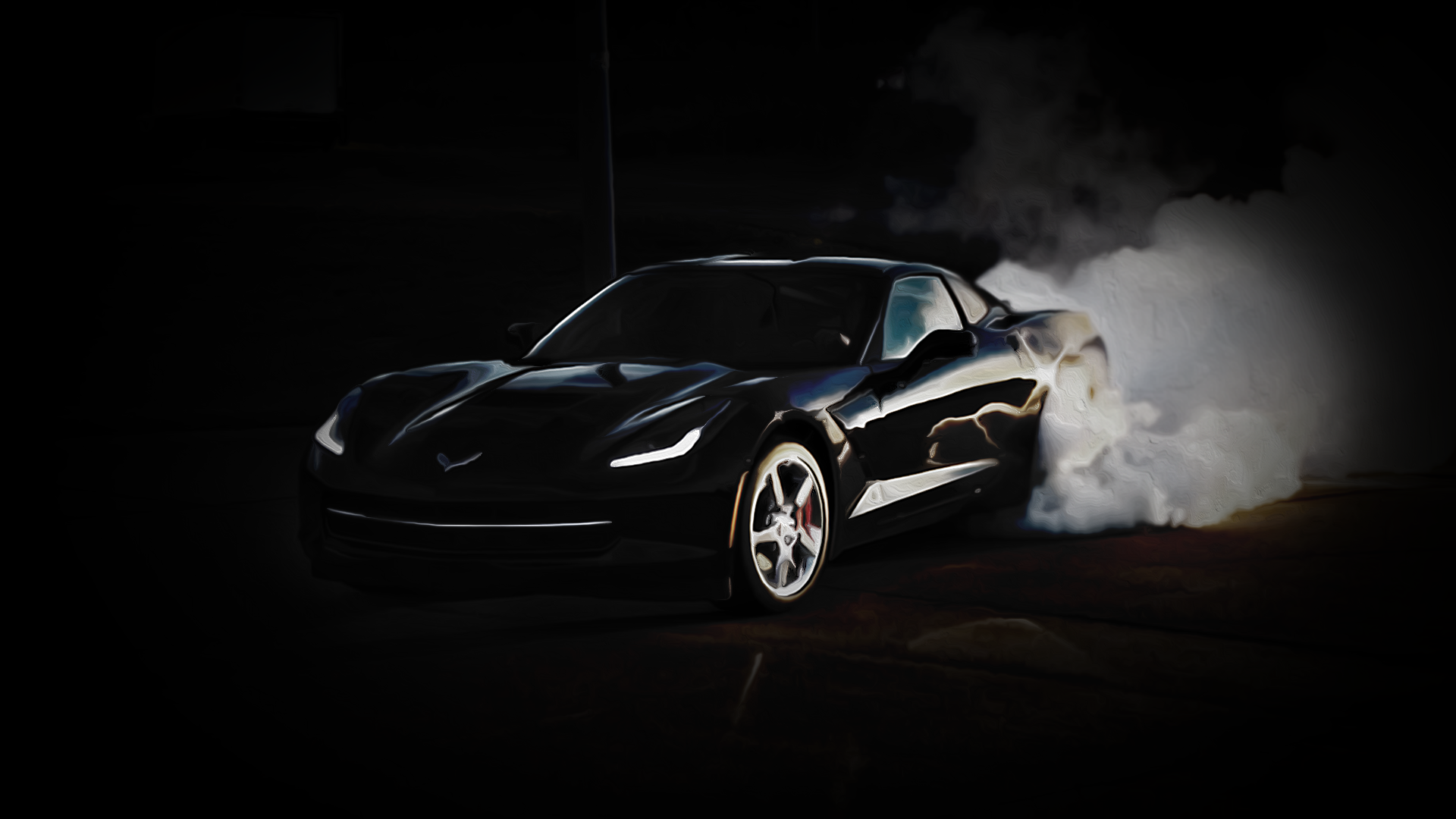Corvette C7 Wallpaper by MaritimeCanuck on DeviantArt