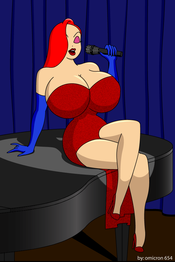 Jessica Rabbit Performance by omicron654