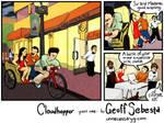Cloudhopper art show page A