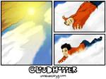 Cloudhopper art show page B