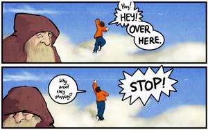 Cloudhopper 113 by geoffsebesta