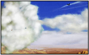 Cloudhopper 117 by geoffsebesta