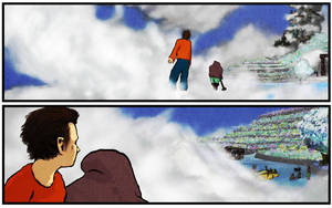 Cloudhopper 123 by geoffsebesta