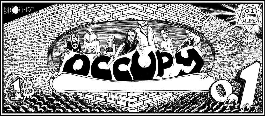 Occupy Bitcoin
