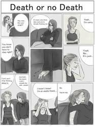 Death or no Death - Page 1