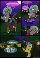 Discord's Costumes by professor-ponyarity