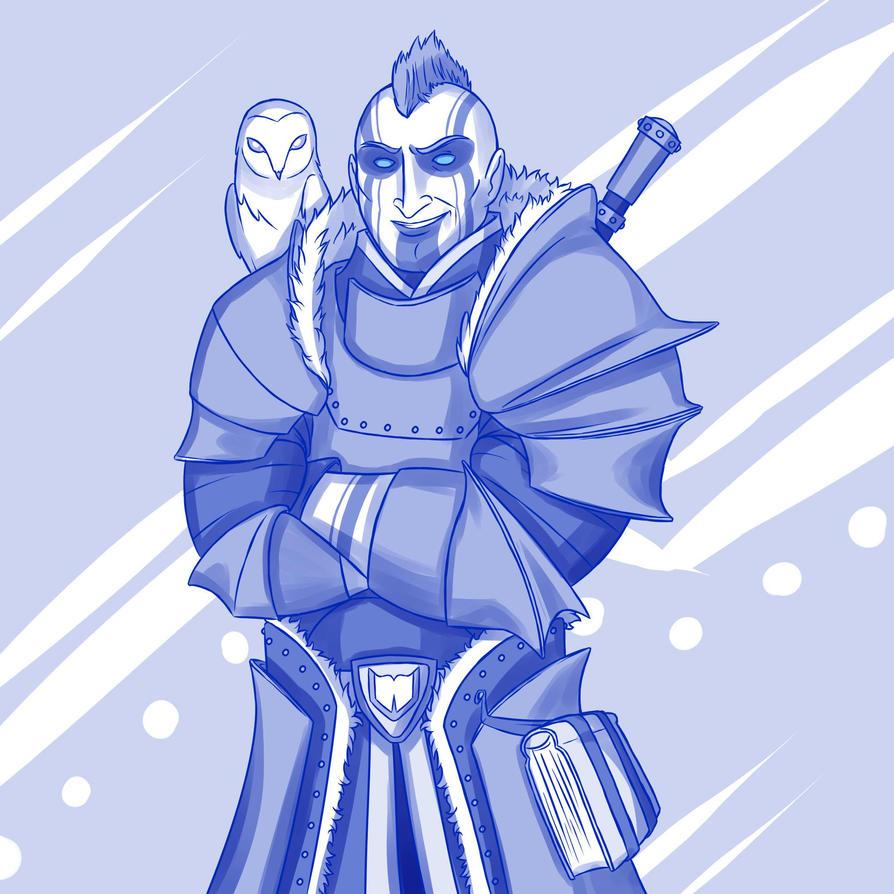 Half-Giant Hero by professor-ponyarity
