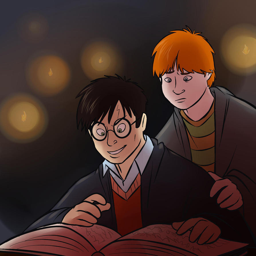 Potter Live-Request by professor-ponyarity