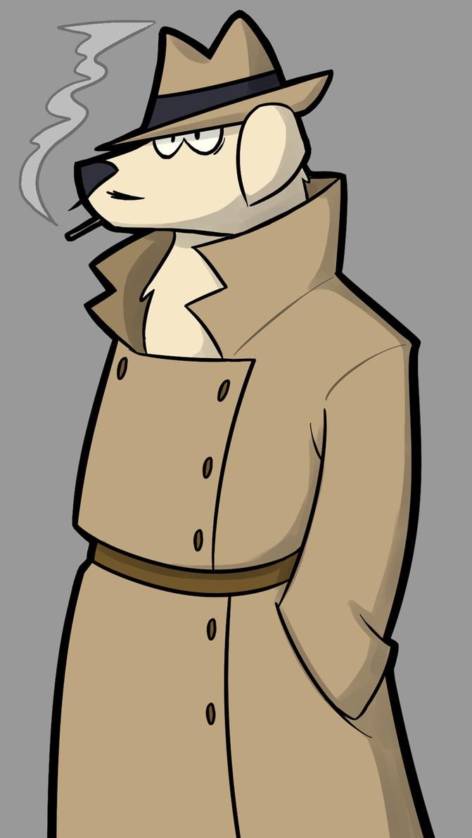 Inspector Pierre Aneice by professor-ponyarity