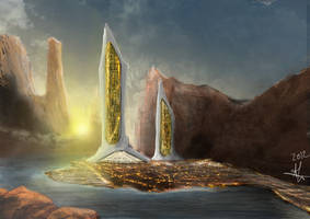 hidden city by amantelombardi