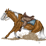 Western Sliding by Skye-Fate