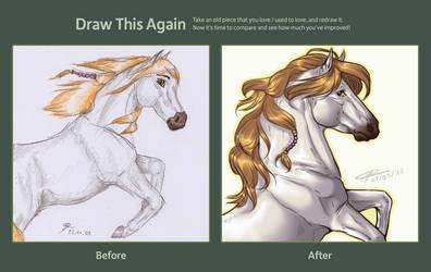 Draw This Again - Esmeralda by Skye-Fate