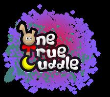 One True Cuddle Logo (Text Version)