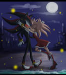 Shadow and Amy (Collab)