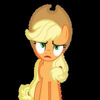 Applejack WTF by punchingshark