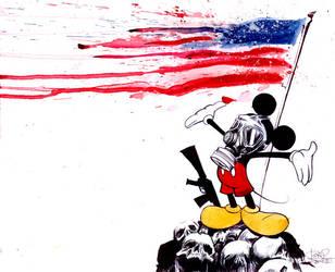 American Hero by lora-zombie