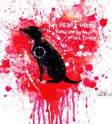 HEART by lora-zombie