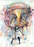 JELLYFISH by lora-zombie
