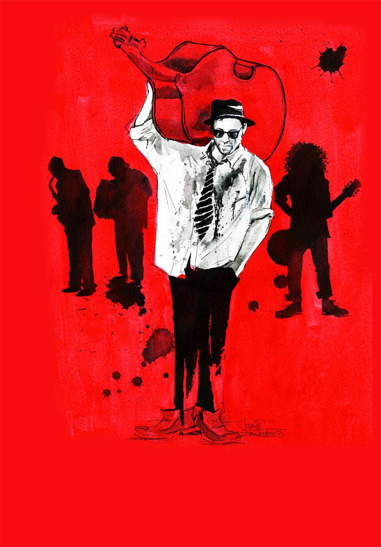 BILLY band X by lora-zombie