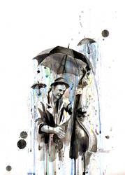 BILLY RAINDOG by lora-zombie
