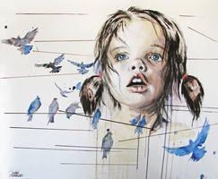 GIRL BIRDS