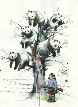 Panda-tree