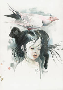 White crow Black sheep