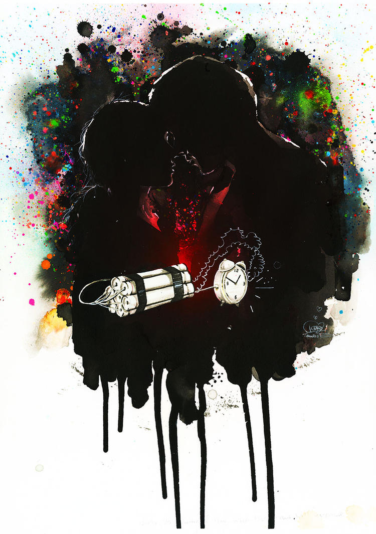 TimeBomb by lora-zombie