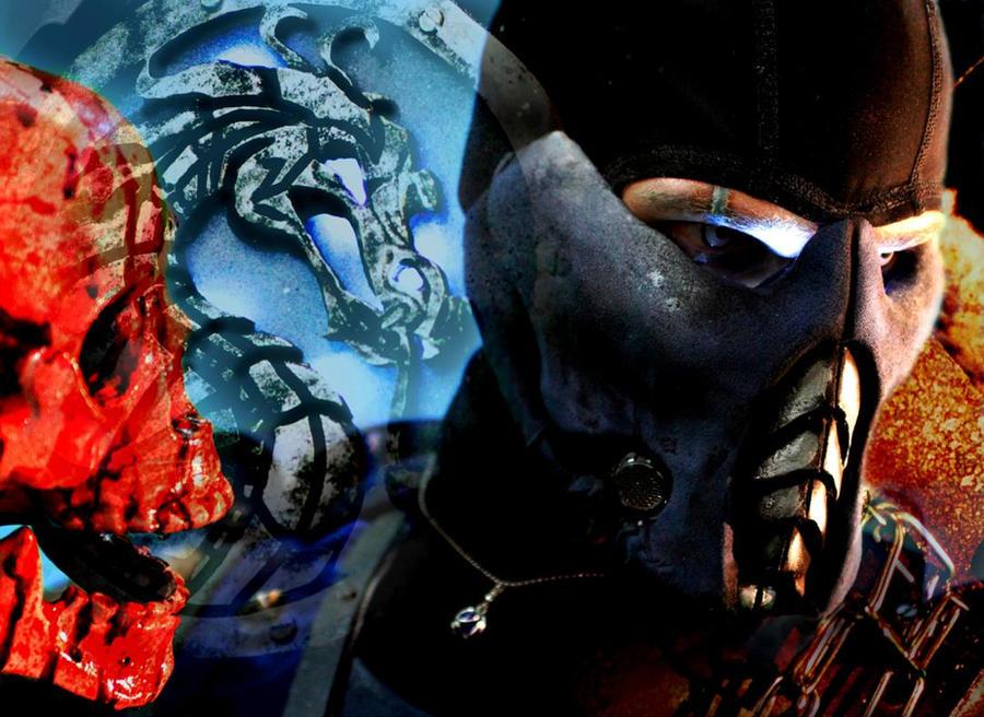 Mortal Kombat's Sub-Zero by RBF-productions-NL