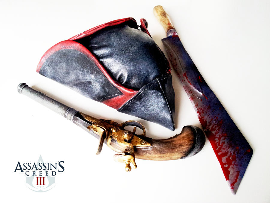 AC III - Aveline's tools of the trade by RBF-productions-NL