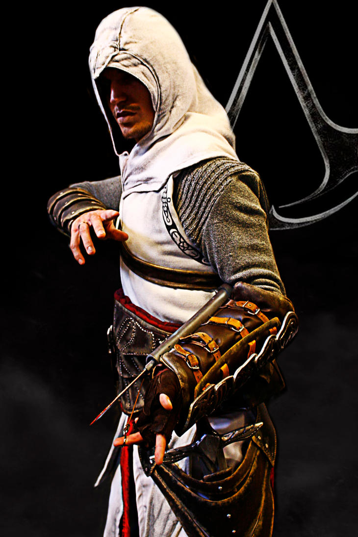 Assassin's Creed - Altair Cosplay by RBF-productions-NL