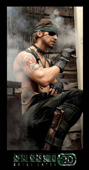 Metal Gear - Naked Snake and a Brother's Tattoo 2