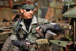 Metal Gear - Naked Snake