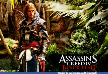 AC IV - Black Flag: Edward Kenway, June 8th shoot by RBF-productions-NL
