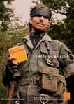 Metal Gear - CalorieMate