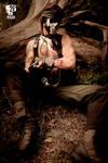 Metal Gear - Stitching up