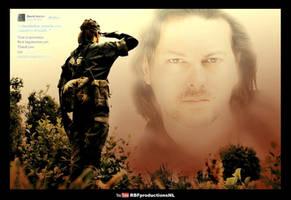 Metal Gear - RBF thanks David Hayter by RBF-productions-NL