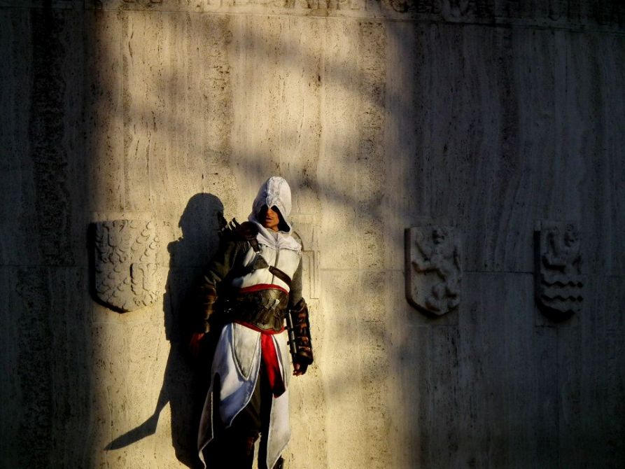 Assassin's Creed - Altair costume