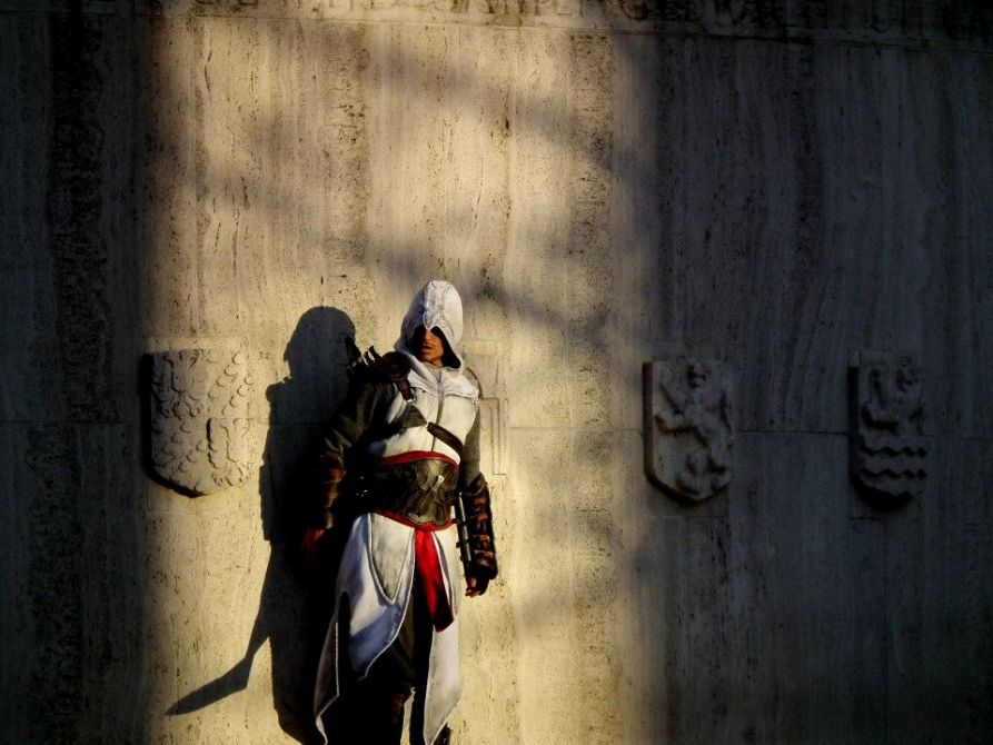 Assassin S Creed Altair Costume By Rbf Productions Nl On Deviantart