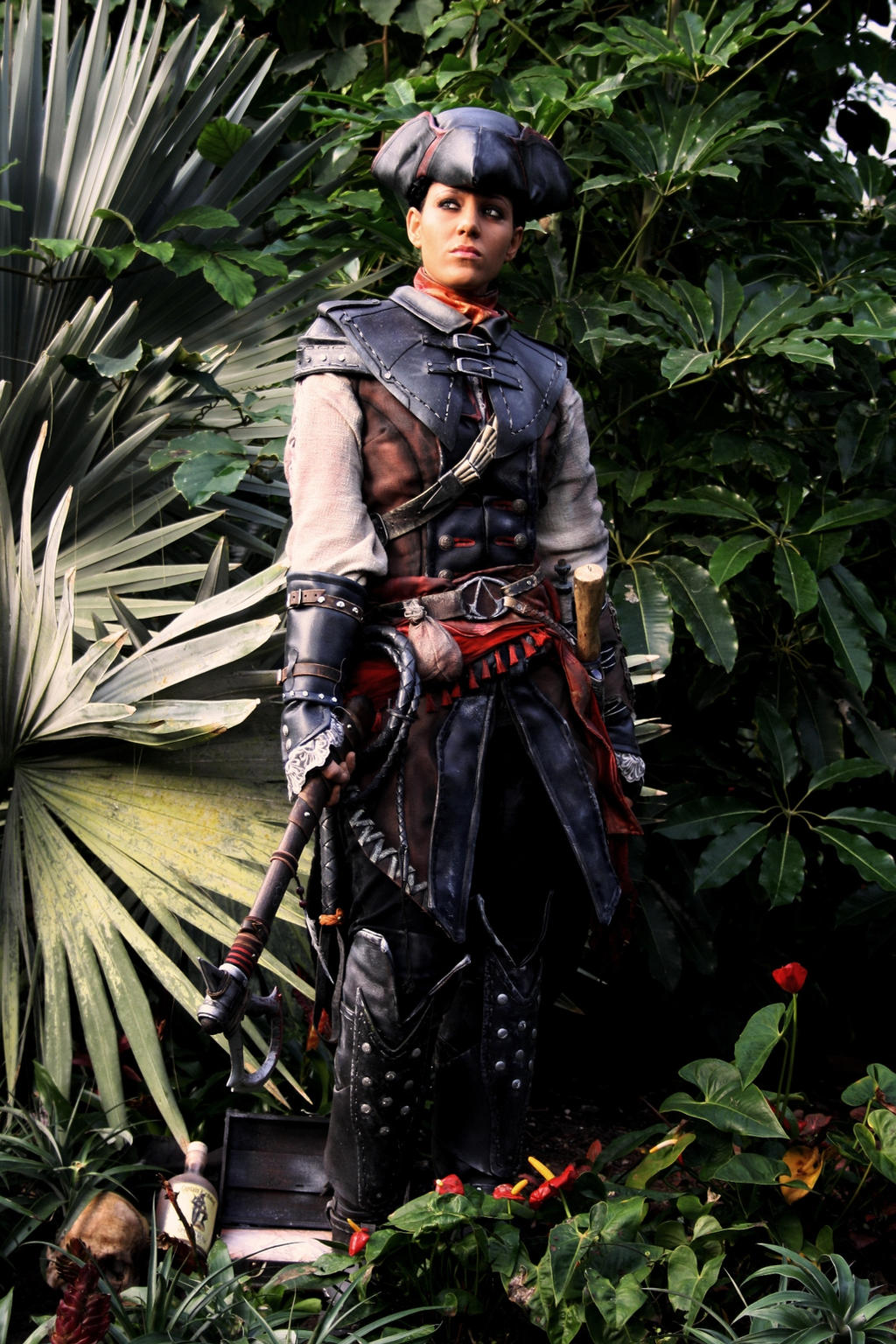 AC III - Dominique IS Aveline by RBF-productions-NL