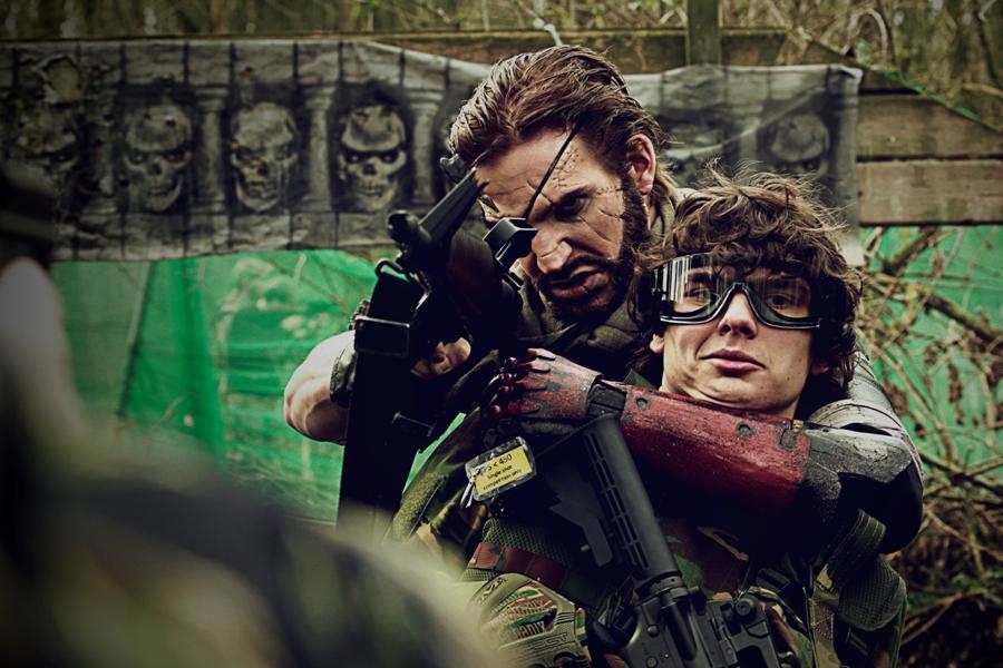 MGS V - Gotcha! by RBF-productions-NL